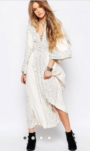 a3e6d5ef4ae9 Shop New and Pre-owned Free People Kimono Dresses