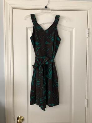 c41520be09b0df New Banana Republic Flare Dress.  28. Free shipping. Dress