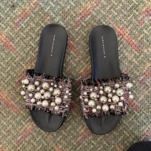 197dad7c420 Shop New and Pre-owned ZARA Slide Sandals