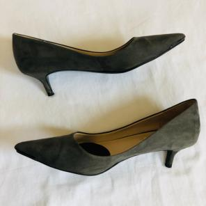 8b9935913f4 Shop New and Pre-owned ZARA Kitten Heel Pumps