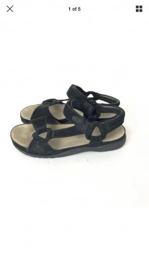 15170e5071fb Shop New and Pre-owned Teva Leather Sandals