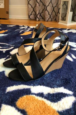 6e84ffd3ac4 Shop New and Pre-owned Express Ankle Strap Shoes