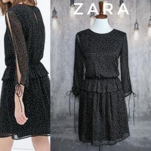 3262d7eda9 Shop New and Pre-owned ZARA Tie Waist Dresses