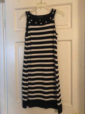 8142a8021db01 Shop New and Pre-owned White House Black Market Striped Dresses