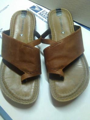 57453eae5ef7 Shop New and Pre-owned Merrell Leather Sandals