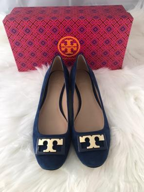 1748a73931e Shop New and Pre-owned Tory Burch Block Heel Pumps