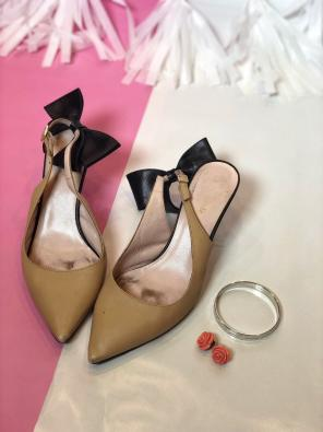 8463edf43253 Shop New and Pre-owned Kate Spade Kitten Heel Pumps