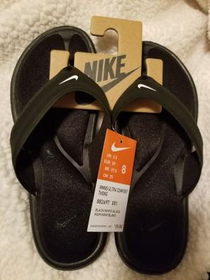 bd383d2a61e3 Shop New and Pre-owned Nike Comfort Sandals