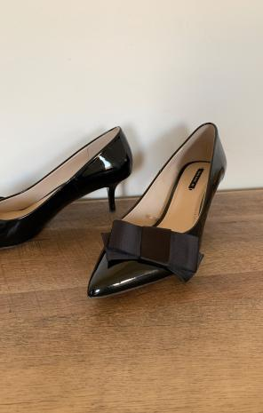 c66552212e17 Shop New and Pre-owned ZARA Kitten Heel Pumps