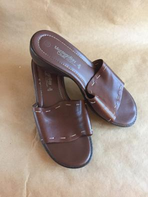 eeaf6128c Shop New and Pre-owned Montego Bay Club Leather Sandals