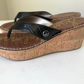ceadbb4b9ae0 Shop New and Pre-owned Sam Edelman Platform Wedge Sandals