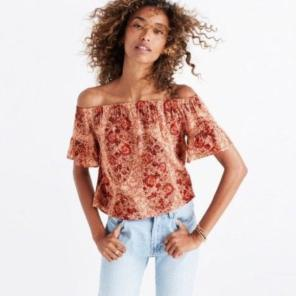 0f74fd7fbd88c5 Shop New and Pre-owned Madewell Silk Blouses