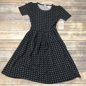 5b80cab7d72863 Shop New and Pre-owned LuLaRoe Pleated Skirt Dresses