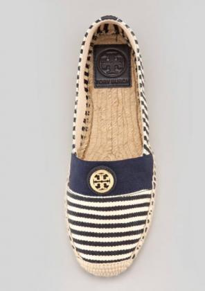3ad8a80997101 Shop New and Pre-owned Tory Burch Espadrille Flats