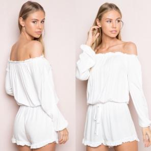 ed5cf757def Shop New and Pre-owned Brandy Melville Off Shoulder Dresses