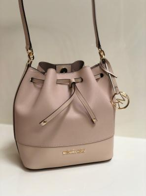 6c53722b5399 Shop New and Pre-owned Michael Kors Drawstring Top Shoulder Bags ...
