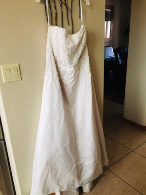 99d8623efce9 Shop New and Pre-owned David s Bridal Full Skirt Dresses