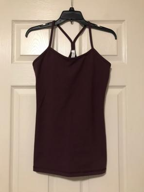 0504b019c388b Shop New and Pre-owned lululemon athletica Yoga Tank Tops ...