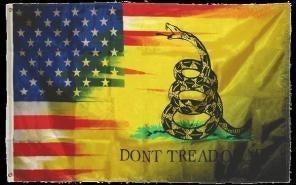 USA - DTOM FLAG