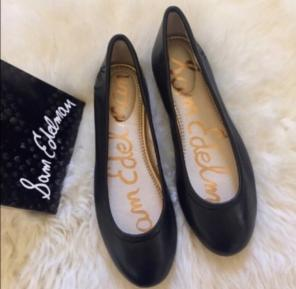c7ac5b1f3005a7 Shop New and Pre-owned Sam Edelman Round-Toe Flats