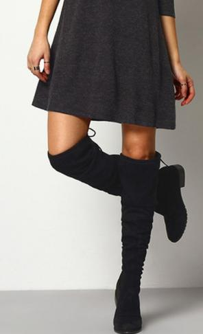 9382c96e433 Shop New and Pre-owned Unisa Over-The-Knee Boots