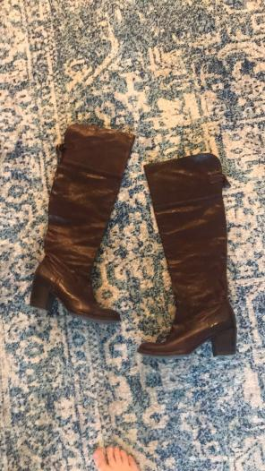 16dd916bae5 Shop New and Pre-owned Frye Over-The-Knee Boots