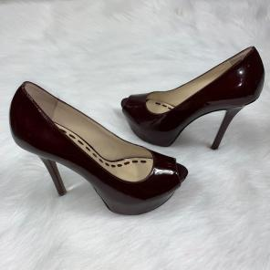87f60aeedd9 Shop New and Pre-owned Enzo Angiolini Peep Toe Shoes