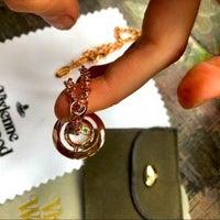Vivienne Westwood orbit necklace