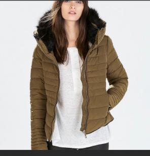 265880195bad Shop New and Pre-owned ZARA Fur Collar Coats   Jackets