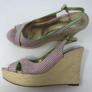 ed2c804b600086 Shop New and Pre-owned Lilly Pulitzer Wedge Sandals