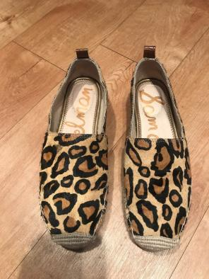 3851582ad Shop New and Pre-owned Sam Edelman Leopard Shoes